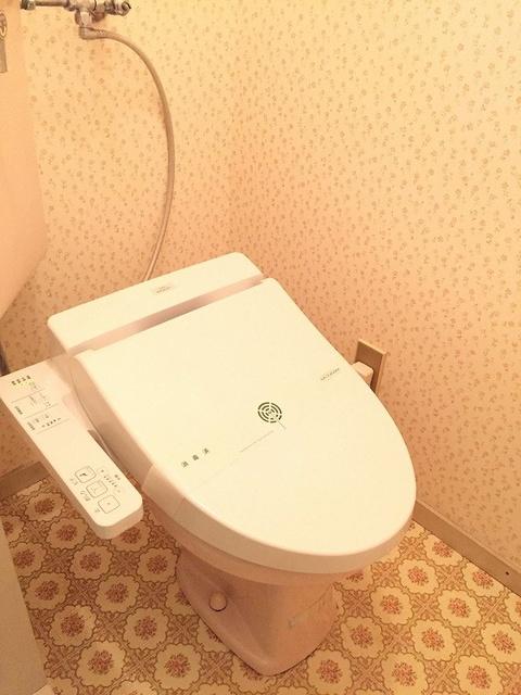 綾の家 / S-103号室トイレ