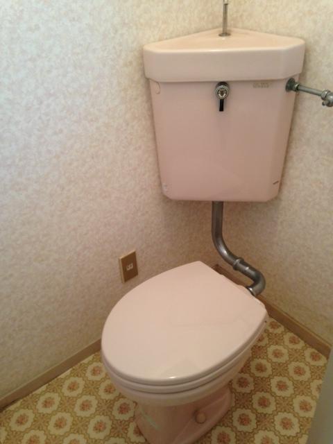 綾の家 / S-205号室トイレ