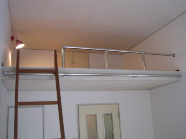 綾の家 / S-208号室リビング