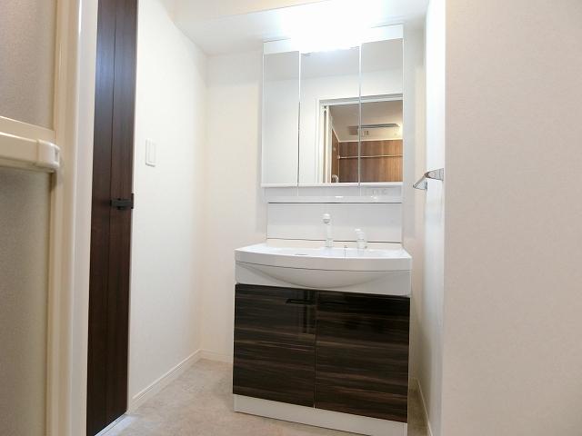 プレアタウン河東 / B-303号室洗面所