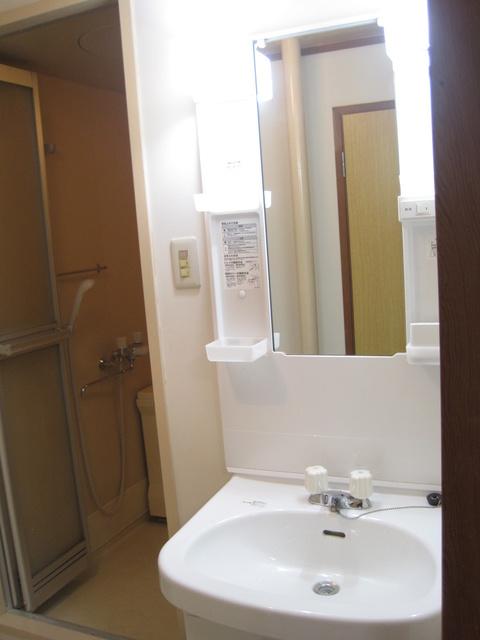 和白宮前ビル / 402号室洗面所