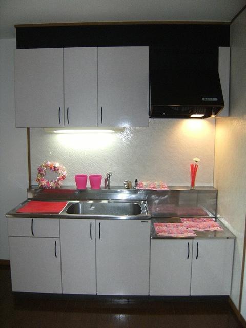 ジュネス和白丘 / 302号室キッチン