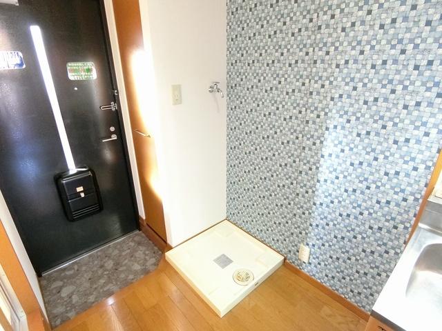 すばる館 / B-106号室洗面所