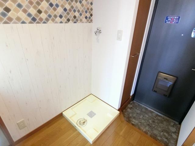 すばる館 / B-107号室洗面所