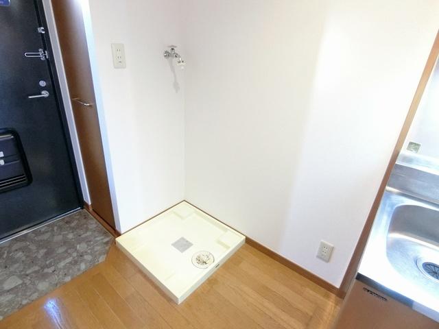 すばる館 / B-201号室洗面所