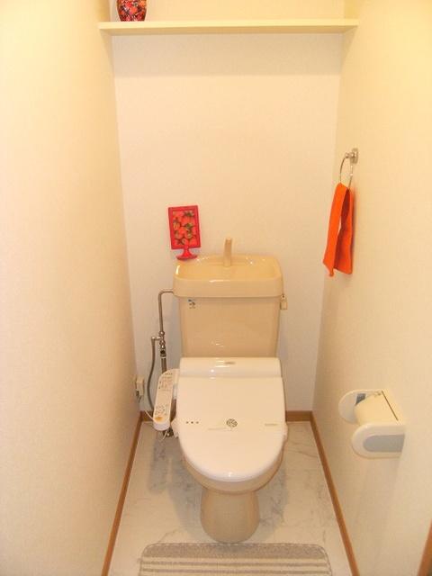 さくら館 / 105号室トイレ