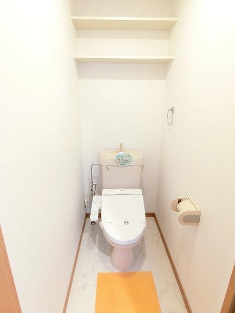 さくら館 / 109号室トイレ