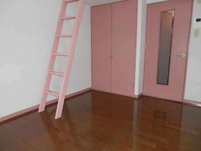 パロッセ綾 / 105号室リビング