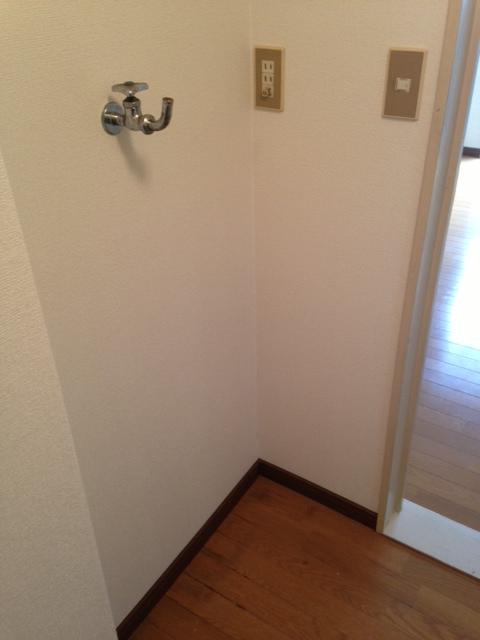 綾の家 / S-205号室洗面所