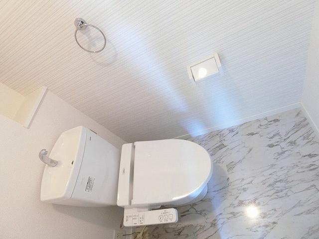 ステラ古野 / 102号室トイレ