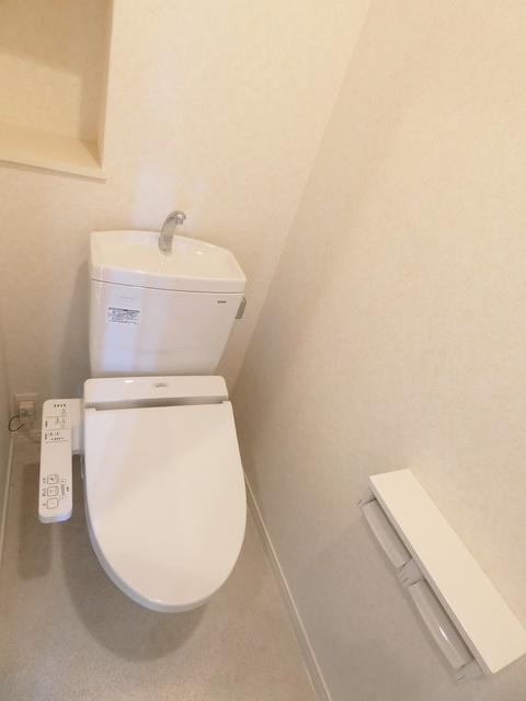 Eterno すずか / 505号室トイレ