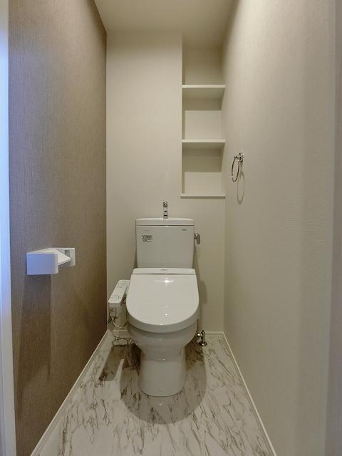 コノハナテラス / 403号室トイレ