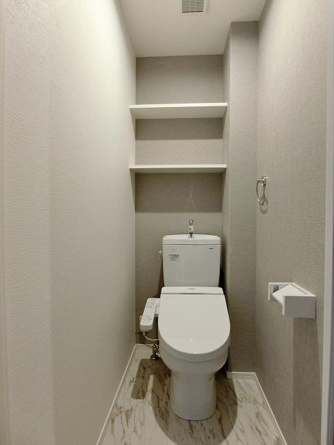 ヴィラ白兎(ハクト) / 203号室トイレ