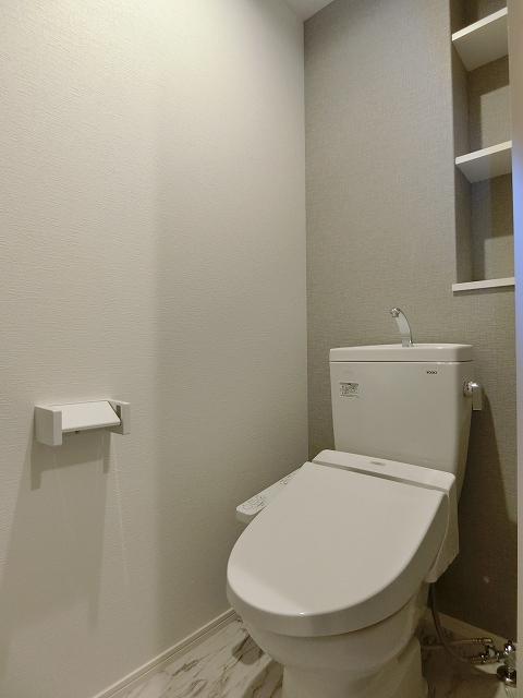 ヴィラ白兎(ハクト) / 401号室トイレ