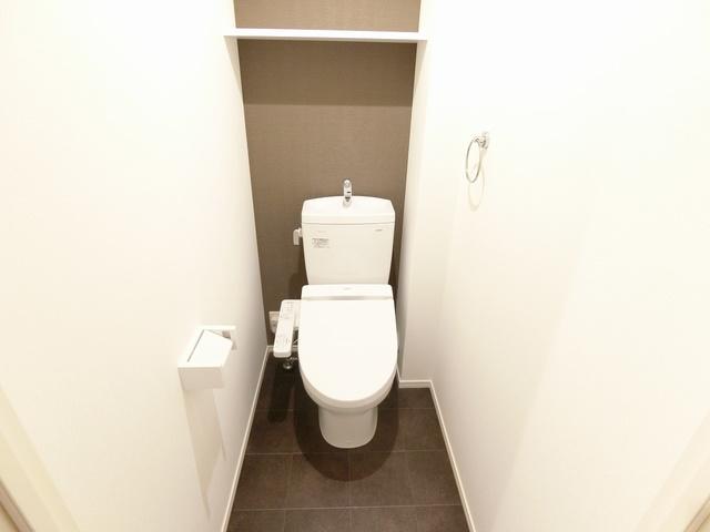 グランドゥール天神 / 207号室トイレ
