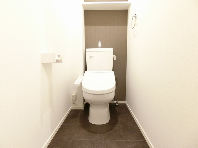仮)リバーサイド天神N / 406号室トイレ