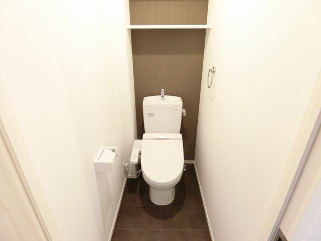 グランドゥール天神 / 601号室トイレ