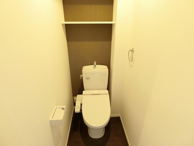 仮)リバーサイド天神N / 602号室トイレ