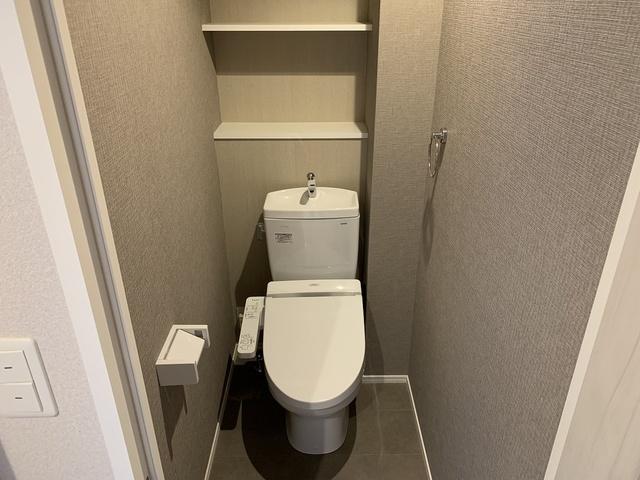 グランドゥール天神 / 603号室トイレ