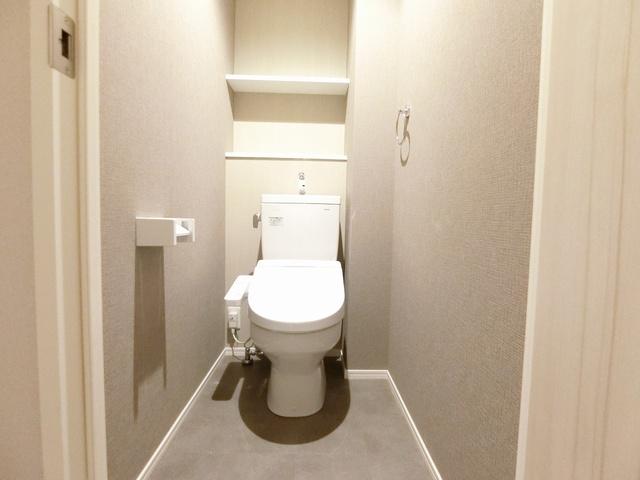 グランドゥール天神 / 605号室トイレ