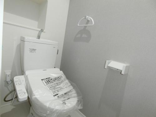 Elegance Ace / 205号室トイレ