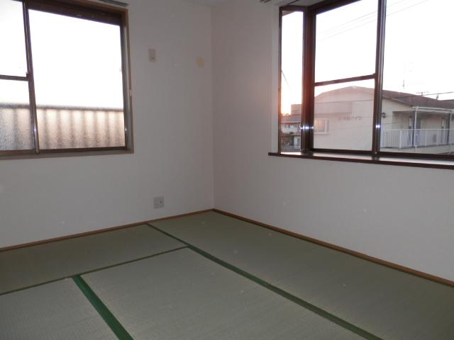 サンライズ三苫 / 201号室和室