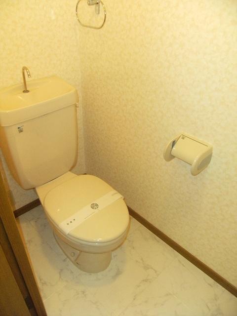 ジュネス和白丘 / 302号室トイレ