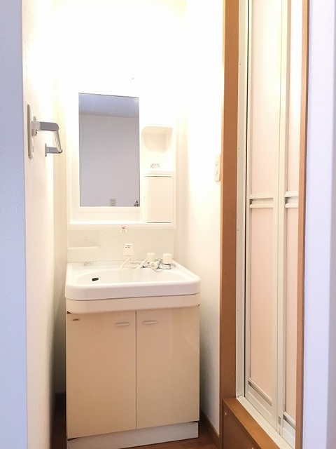 さくら館 / 112号室洗面所