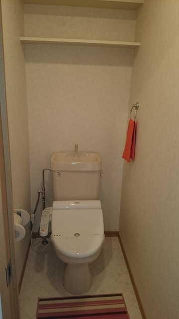 さくら館 / 201号室トイレ