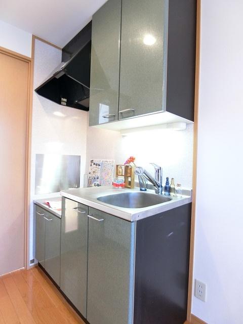 さくら館 / 207号室キッチン