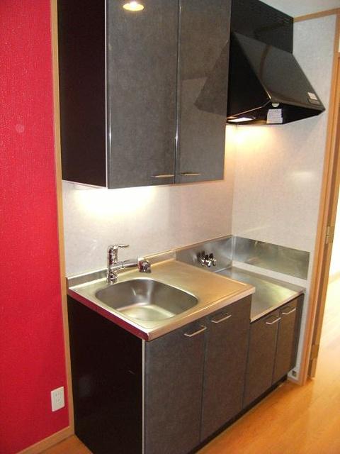 さくら館 / 210号室キッチン