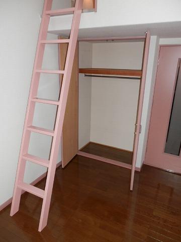 パロッセ綾 / 105号室収納
