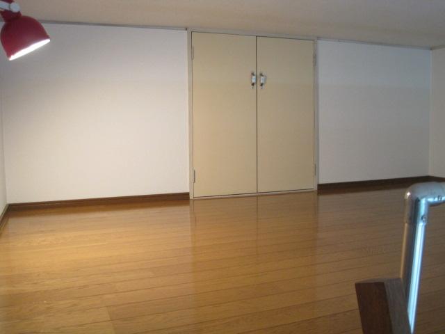 綾の家 / N-110号室収納