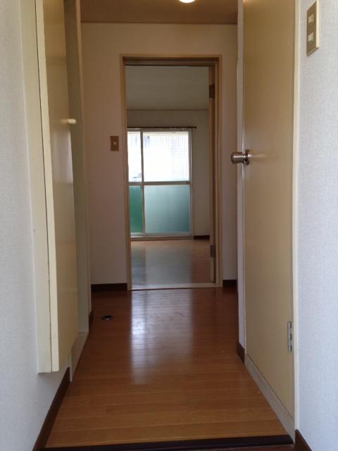 綾の家 / S-205号室玄関