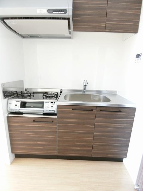 Eterno すずか / 301号室キッチン