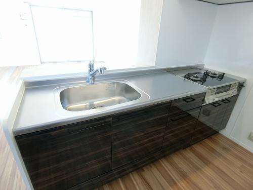 黒木ビル / 601号室キッチン