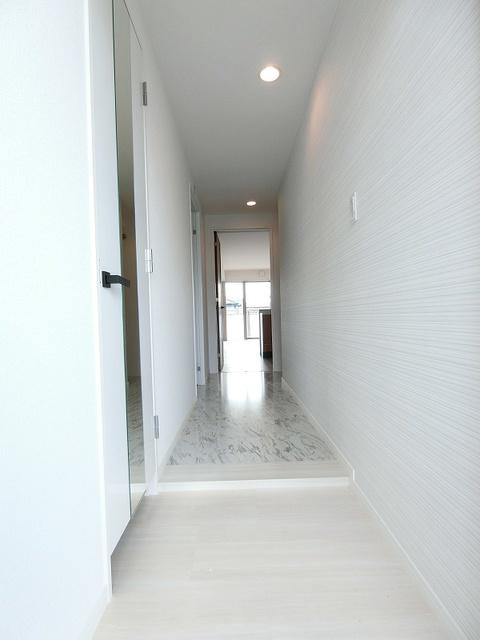 プレアタウン河東 / B-202号室玄関