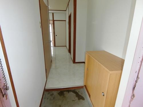 和白宮前ビル / 502号室トイレ