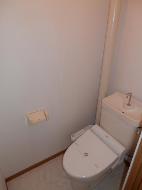 サンライズ三苫 / 201号室トイレ