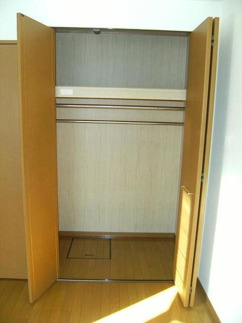 すばる館 / B-107号室収納