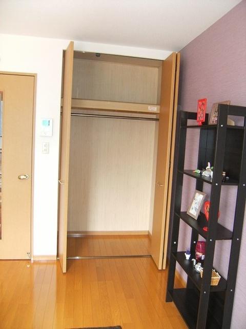 さくら館 / 105号室収納