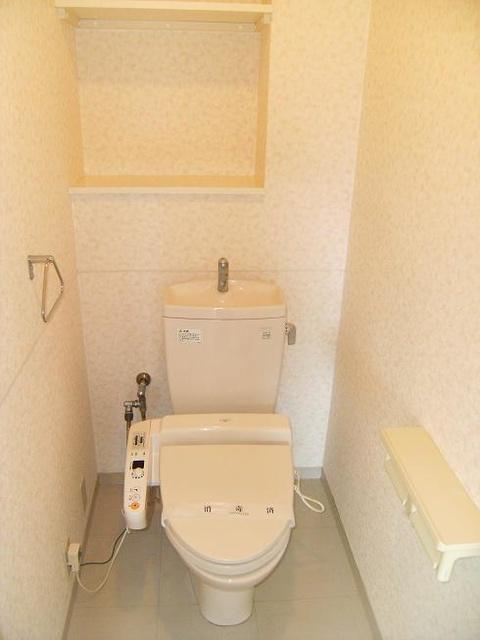 ビ・ザ・ビ・ランドⅡ(ペット共生) / W-301号室トイレ