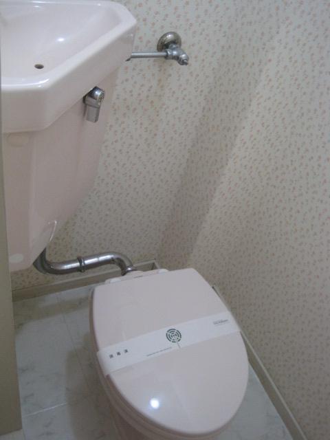 綾の家 / N-101号室トイレ