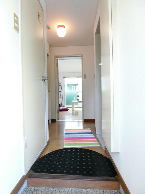 綾の家 / S-108号室玄関