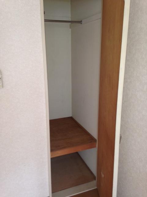 綾の家 / S-205号室収納