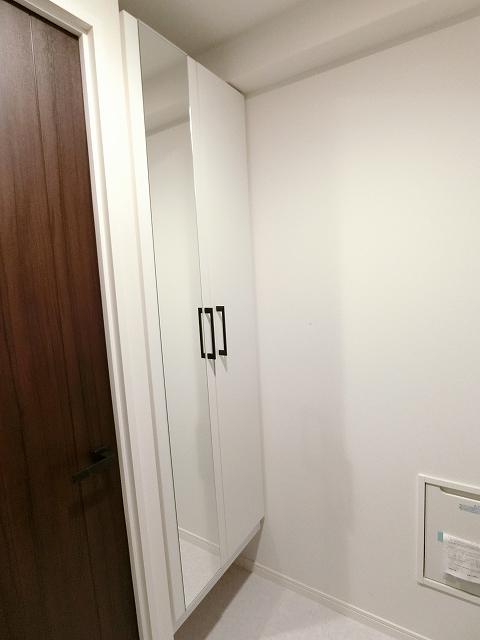 ノアール香椎 / 201号室収納