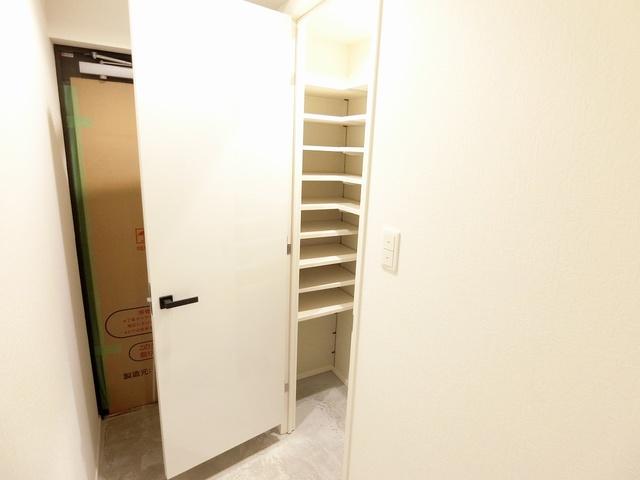 仮)リバーサイド天神N / 702号室収納