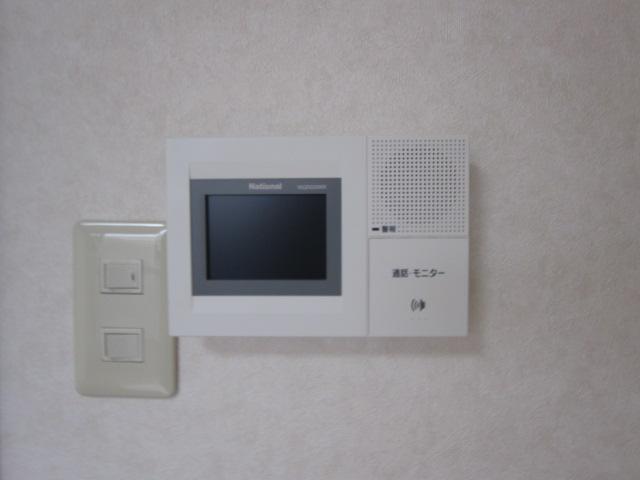 すばる館 / A-107号室セキュリティ