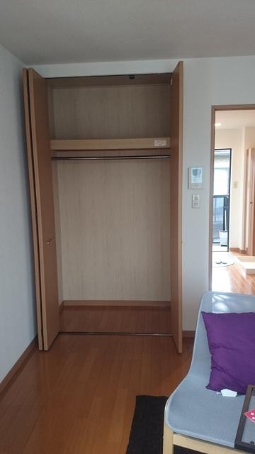 さくら館 / 201号室収納