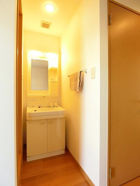 さくら館 / 207号室洗面所